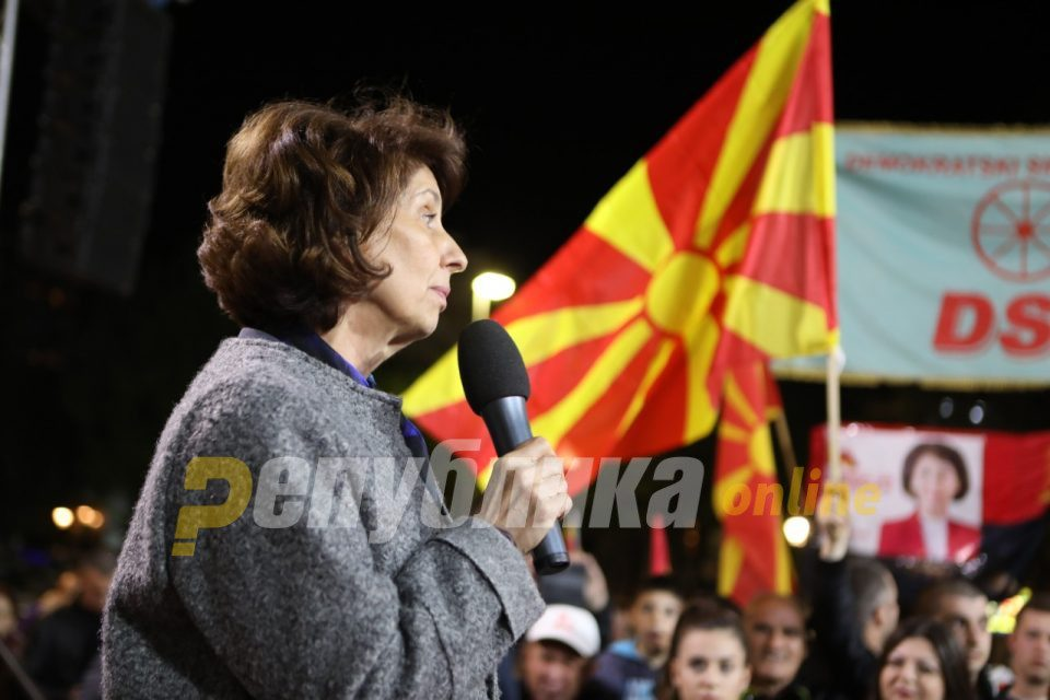 Siljanovska: Sanction for Tamara, no apologies, there must be accountability