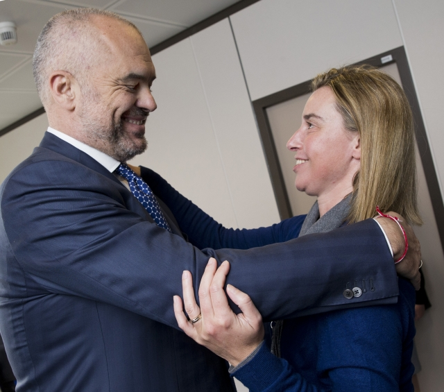 Tahiri says Mogherini could've sparked a war in the Balkans