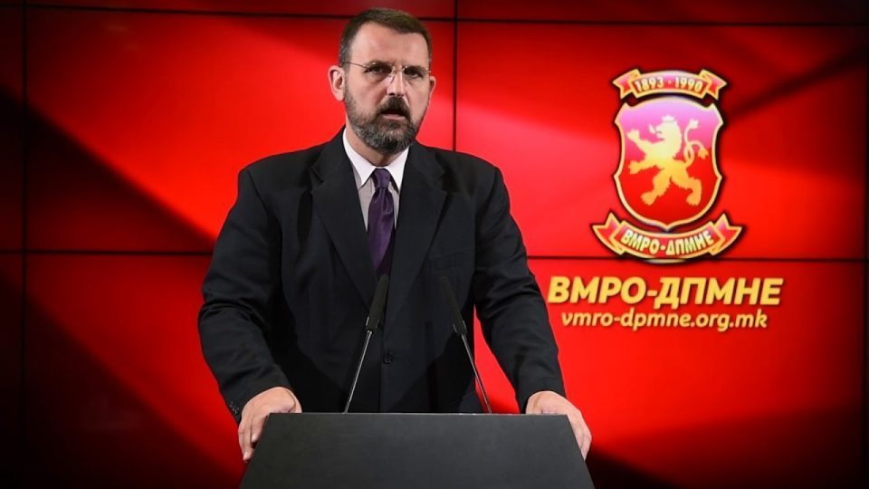 VMRO and SDSM teams will meet on the law on state prosecutors and the census