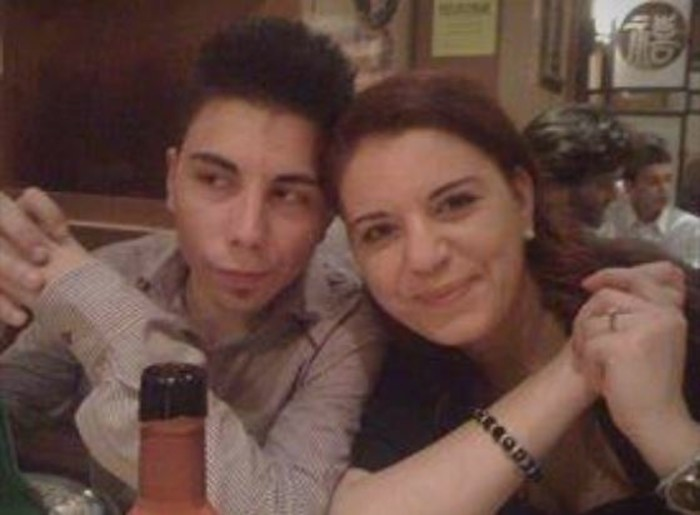 Pino's mother announced charges against the police for botching the murder investigation