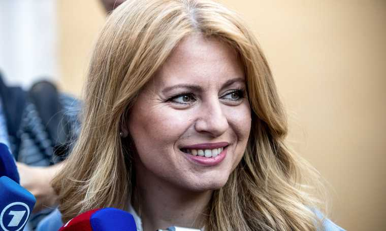 Slovakia's president to visit Budapest after Prague