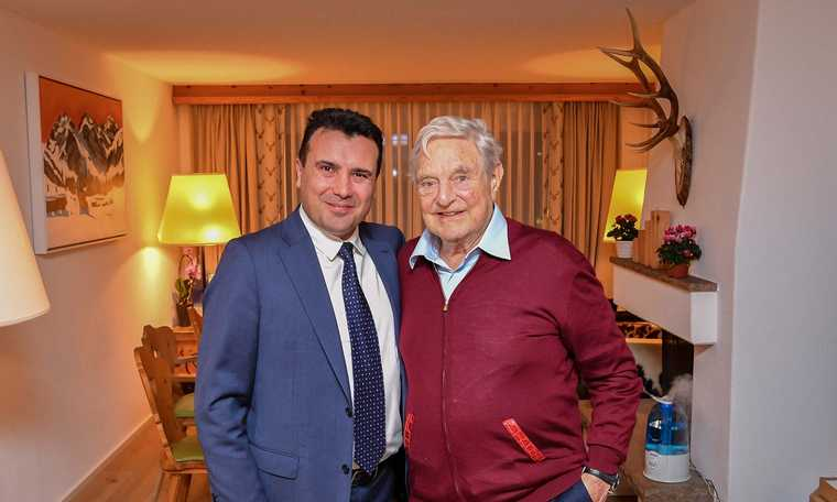 V4 reports on ESI, a think tank promoting Soros' positions in the Balkans