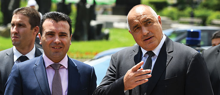 Zaev denies reports that Borisov turned to him to try and help blackmailed businessman Orce Kamcev