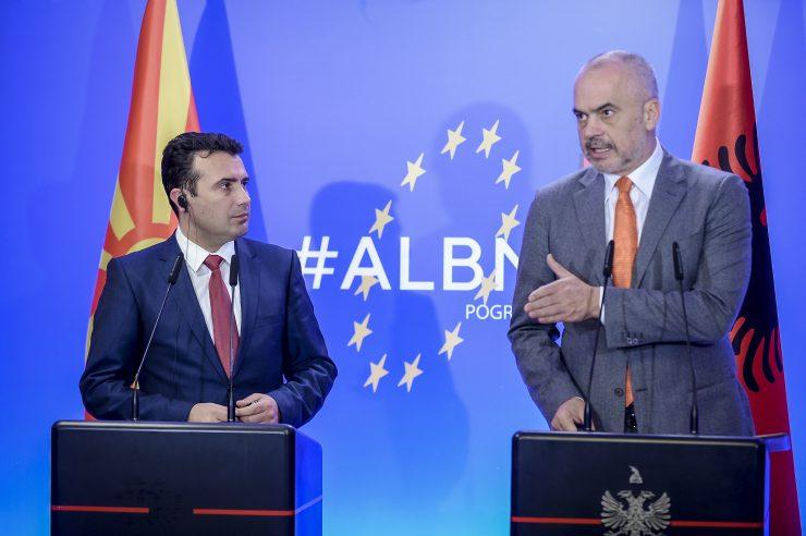 Nikoloski blasts Zaev for his subordinate position toward Edi Rama