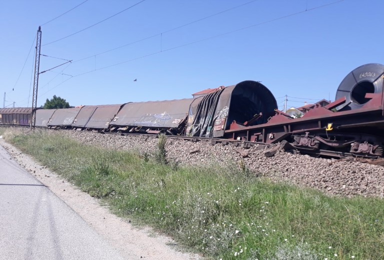 Railway traffic between Skopje and Kumanovo will be interrupted for at least several days