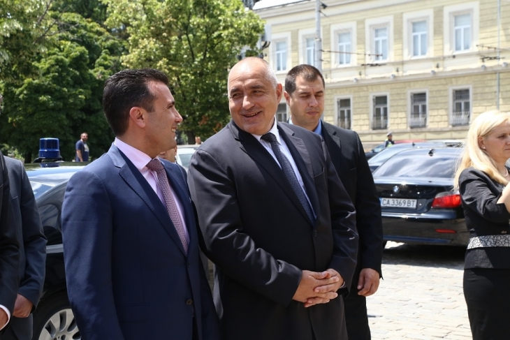 Zaev about Borisov's statement: A note was sent, it was just an unintentional mistake