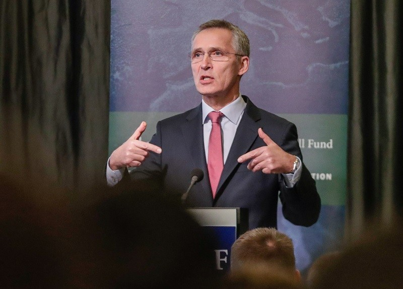 NATO says it's not preparing for an unlikely US withdrawal