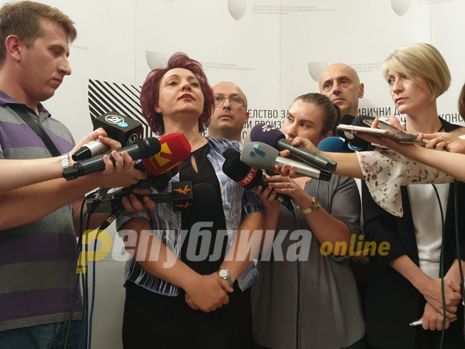 "Stefanova: Investigation into ""Empire"" case halted, I have no authority to ask where Kamcev is"