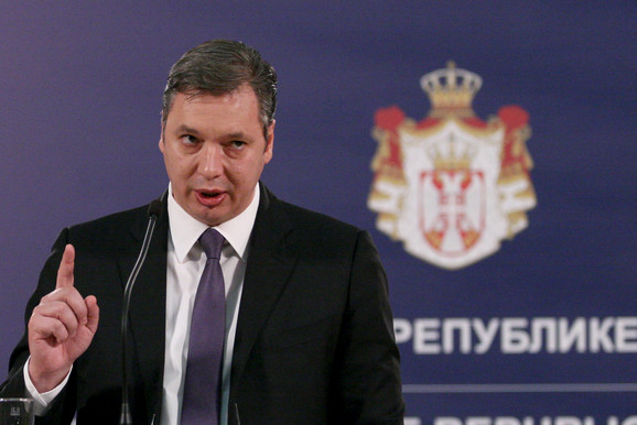 Vucic: No Kosovo solution if Serbia is humiliated