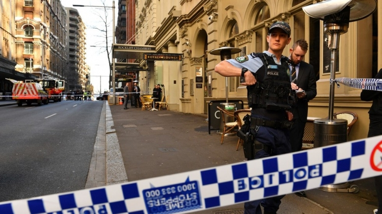 Woman, 21, killed and others injured in horror knife rampage in Sydney