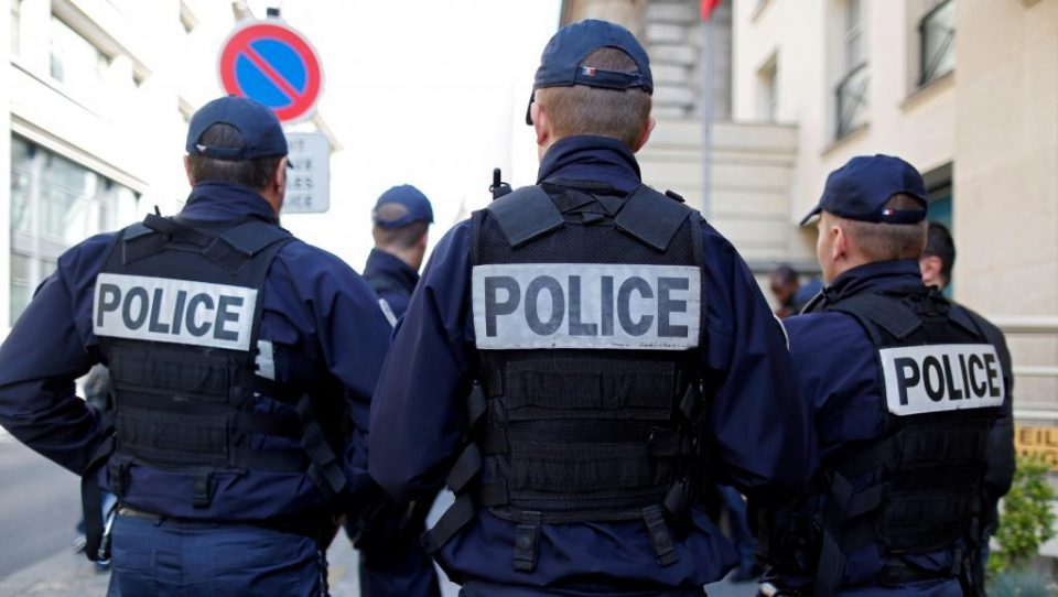 French police suicide rate climbs