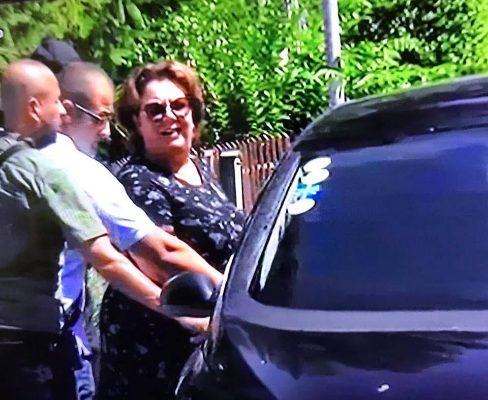 Katica Janeva taken from her home in Kozle