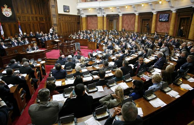 Kosovo's parliament dissolved, forcing early elections