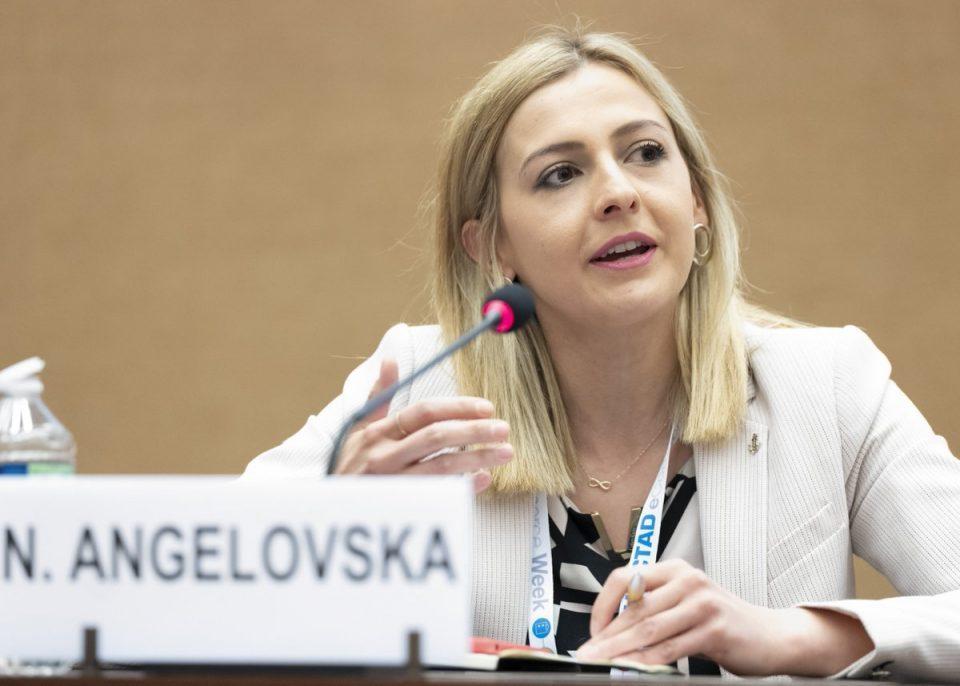 Nina Angelovska new Finance Minister?