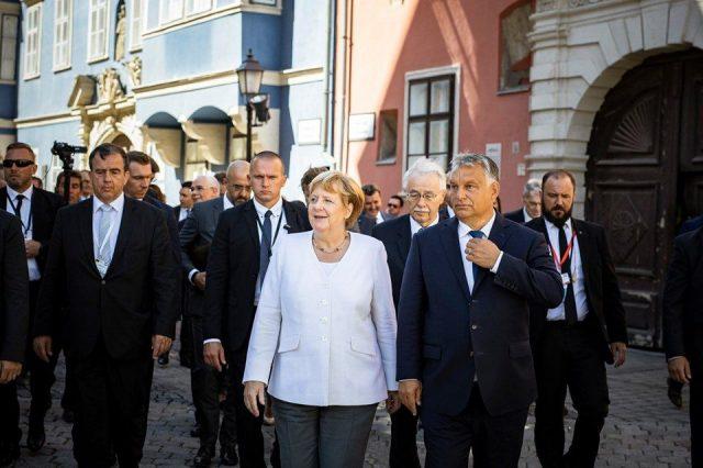 Nikoloski: Merkel and Orban's policies are the future of VMRO-DPMNE and Macedonia