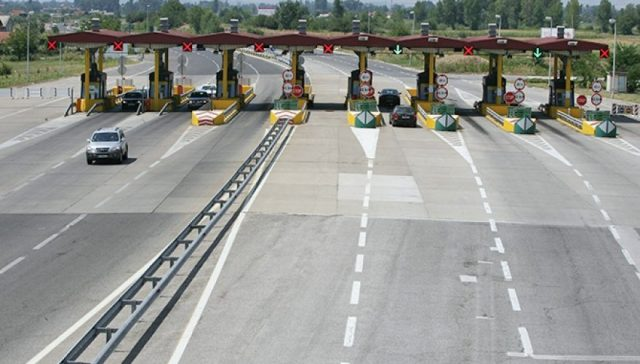 The most expensive toll in Macedonia starts operation Monday