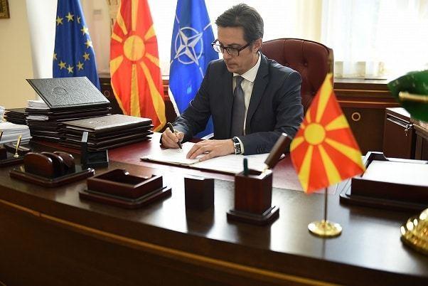 Pendarovski condemns Zaev's hateful statement