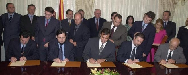 Observance of Ohrid Framework Agreement 18. anniversary