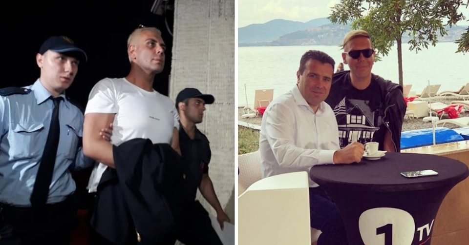 """43 days in detention, and Bojan Jovanovski hasn't yet given statement to the prosecution as prime suspect in """"Racket"""""""