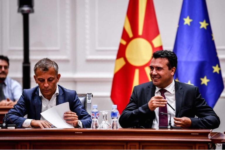 Zaev urges the Diaspora to invest in Macedonia