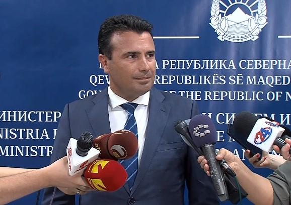 Zaev says Janeva's performance was idiotic