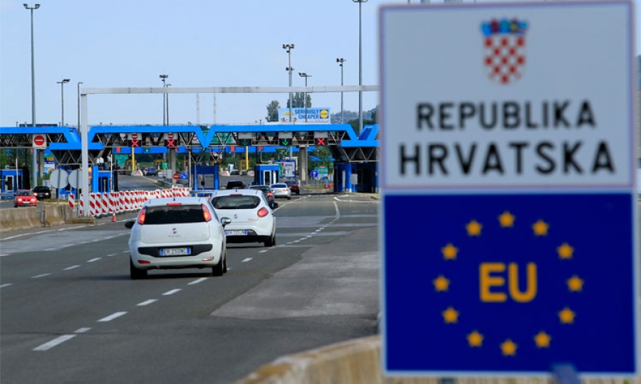 V4: Croatia could join Schengen area this year