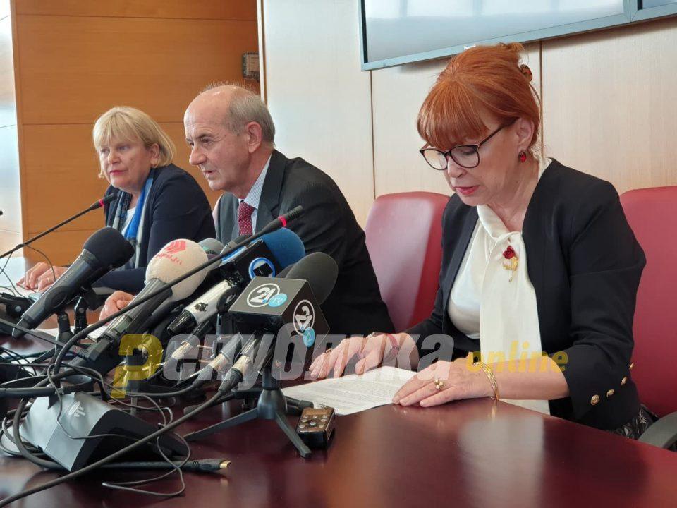 Zaev pushing for another loyal prosecutor – Vilma Ruskoska – to replace Katica Janeva
