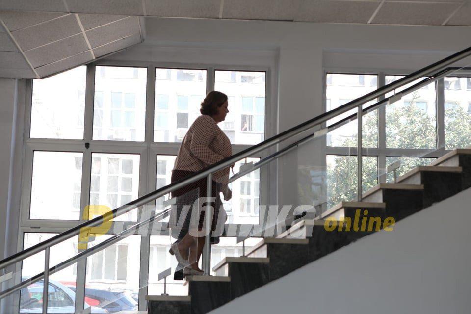 Katica Janeva to testify before Ruskovska on Tuesday