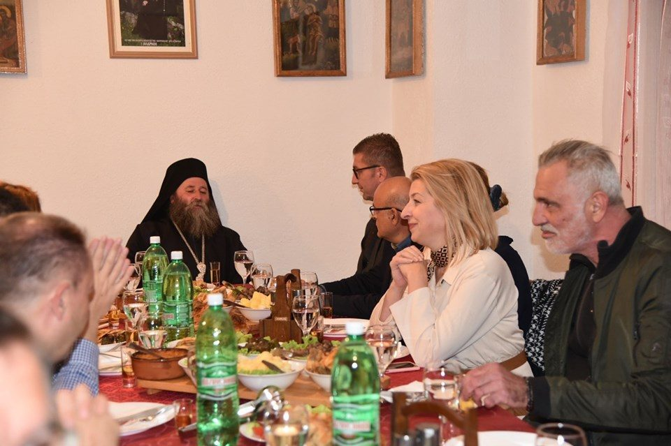 Mickoski in Sveti Nikole: My and our struggle is for Macedonia's renewal