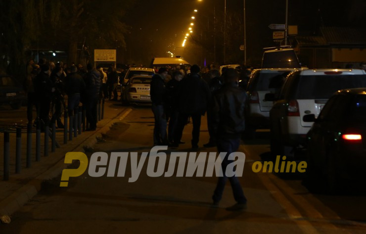 Two brothers arrested in Kocani, suspected of killing their father in a family dispute