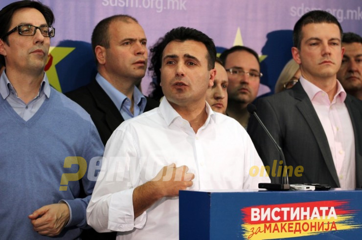 """Whistleblowers testify falsely: With opposing claims about the wiretaps, Verusevski brings down """"The Truth About Macedonia"""""""