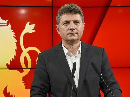 SDSM is eroding Academy standards in order to appoint the future judges and prosecutors, VMRO says