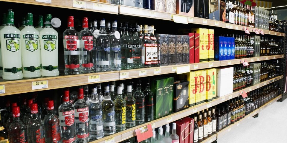 Macedonia – the main provenance for counterfeit alcoholic beverages