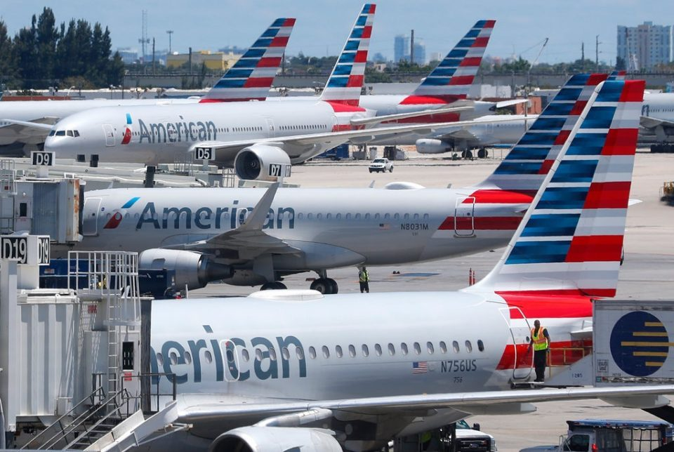 Airlines mechanic accused of attempted sabotage of flight with 150 on board