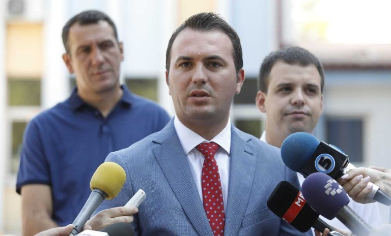 Ademi: In the future we will jointly decide on increasing the salaries of teachers
