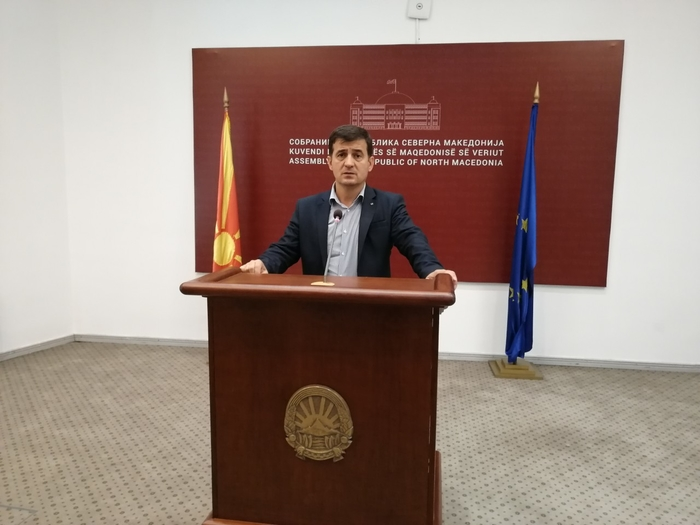 Ethnic Albanian opposition parties propose redrawing the electoral districts