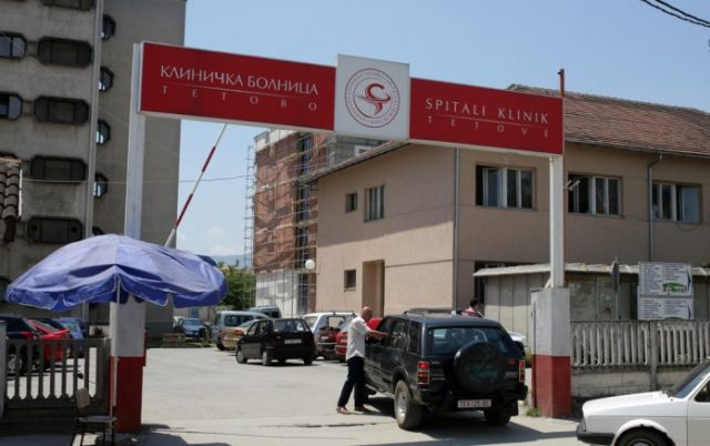 Another assault in the Tetovo hospital, this time a doctor attacked a patient