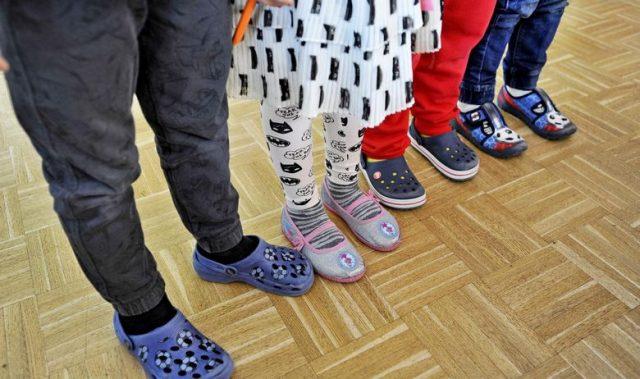 Skopje kindergarten stuffs 40 children into 40 square meters, parents claim