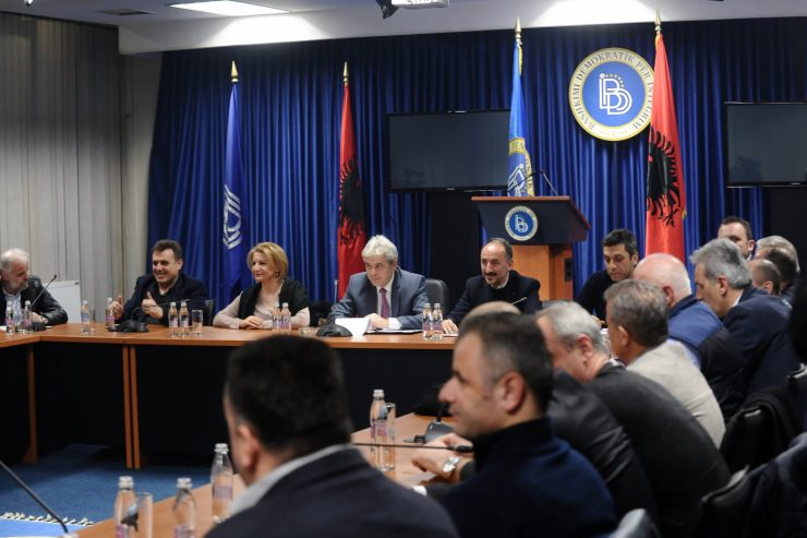 Ahmeti: If there was crime involving DUI, no one would have spared us