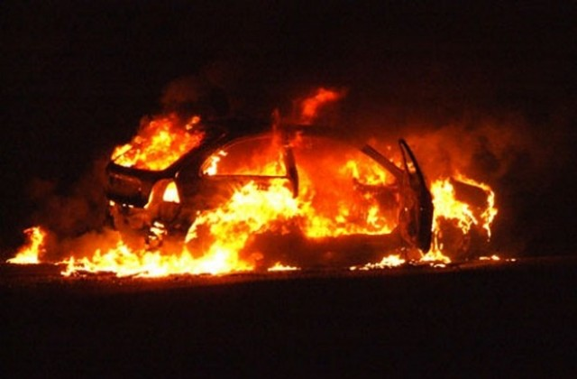 Skopje man sets his boss's jeep on fire in dispute over unpaid wages