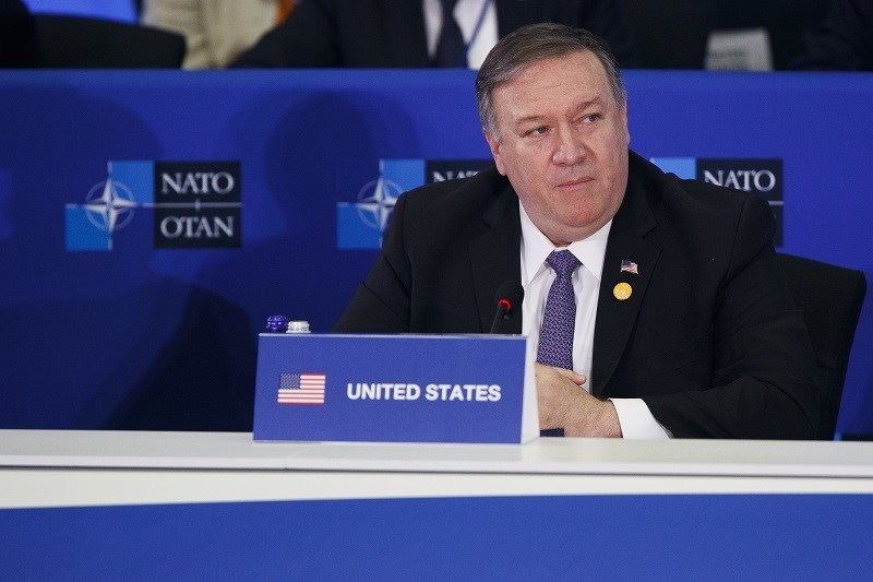 Secretary of State Mike Pompeo congratulates Independence Day