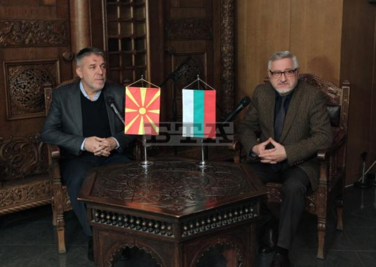 Macedonian-Bulgarian joint expert committee to meet in Sofia