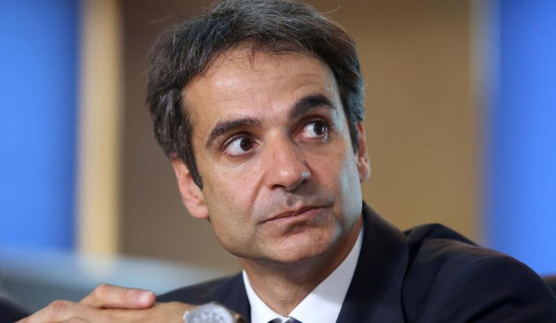 Mitsotakis again comes out in favor of coupling Macedonia and Albania in their EU accession talks