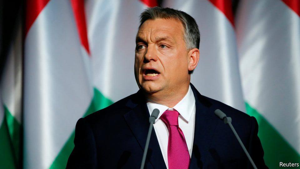 V4: Orban sends memorandum to the European People's Party