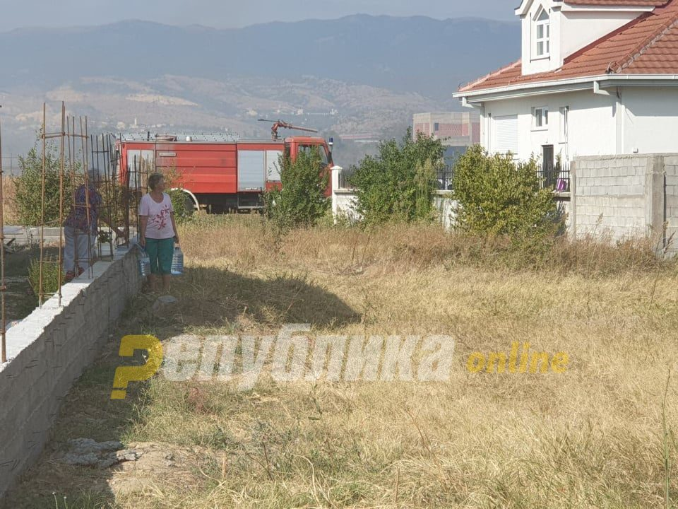 Bardovci fire localized, no room for panic