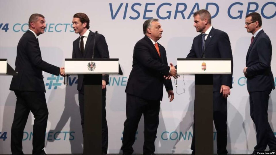Visegrad countries support opening EU accession talks with Macedonia and Albania