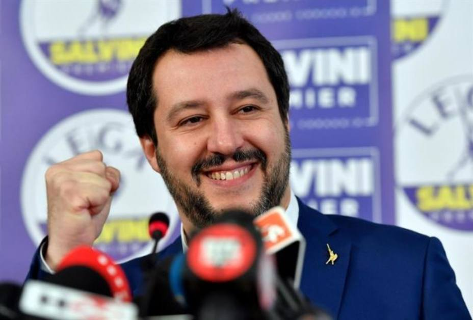 Matteo Salvini: Happy Independence Day Macedonians!