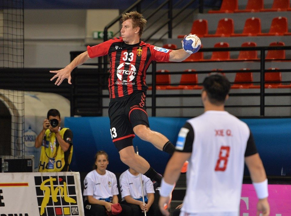 Vardar easily beats Beijing Sports University in the SEHA – Gazprom handball league