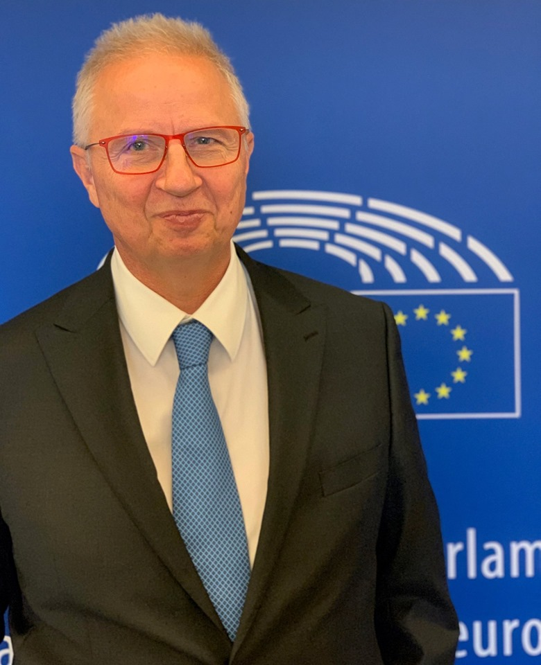 Trocsanyi says it's a great honor to be nominated to lead the EU enlargement process