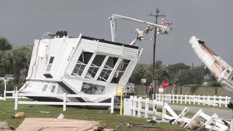Hurricane Dorian makes US landfall as a Category 1 storm